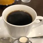 マドンナー - ホットコーヒー