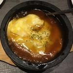 金華豚・しゃぶしゃぶ 豚金 - 石焼中華飯