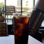 ル ガラージュ - アイスコーヒー