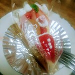 手作りケーキの店 菓子の木 - 料理写真: