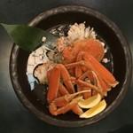 日本海庄や 中日ビル南店 - 蟹