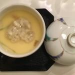 日本海庄や 中日ビル南店 - 茶わん蒸し