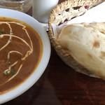 シタラアジアンレストラン - 料理写真:キーマエッグカレー