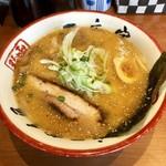 函館麺や 一文字 - 料理写真:味噌ラーメン