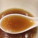 97679486 - 鶏の濃厚な旨みと昆布出汁の旨みが口の中いっぱいに広がります