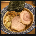 中華そば 笑歩 - 料理写真:中華そば 730円