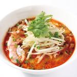 タイ食堂 ヤムヤムサイアム - トムヤムラーメン