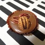 ボンショコラリウ - 料理写真:フルブルームピーカンナッツ