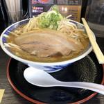 伏竜 - 料理写真:伏竜らーめん中(味噌)、780円。