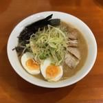 大山ラーメン・つけ麺 - 料理写真: