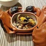 Chuugokusaishinka - 上海蟹の紹興酒漬け