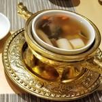 Chuugokusaishinka - スッポン薬膳スープ