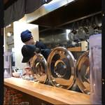 麺や 空月 - 店内