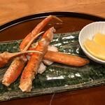 日本料理 やまと - 蒸し蟹