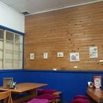 森のピザ工房 ルヴォワール - 店内(教室)