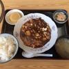Sanchan - 料理写真:マーボーとうふ定食