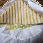 ゲット ベター コーヒー&サンドイッチ - ハチミツチーズサンド