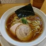 纏 - 料理写真:平子煮干そば