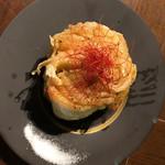 ヤッサイ モッサイ - 白菜のミルフィーユ。じわっと旨味がしみて美味しい
