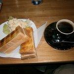 マイカップ - モーニング(550円)