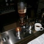 マイカップ - 店内②(一杯一杯丁寧に)