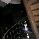 マイカップ - 外観④(階段を上がります)