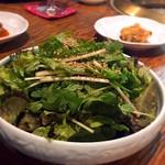 喜福世 - 定番ごま塩サラダ