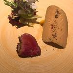 クッチーナ イタリアーナ ガッルーラ - 何度食べても絶品!スペシャリテのフォアグラマンゴー♡