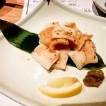 牛たん割烹 喜助別館 - 翻車魚(マンボウ)