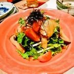 牛たん割烹 喜助別館 - 海鮮サラダ