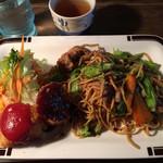 あるぺんはうすレストラン - 料理写真: