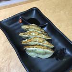長浜ナンバーワン - 満足セットの餃子♪