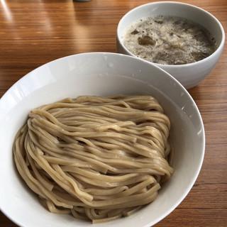 桐麺 - 料理写真:醤油つけめん♪