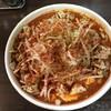 麺屋KAZU - 料理写真:旨辛マーボ麺