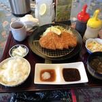 ナパラゴルフクラブ 一本松コース レストラン - 料理写真: