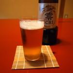 重箱 - ノンアルビール