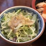 与香朗寿司 - サラダ