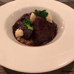 ビストロ ノアキ - 国産牛ホホ肉の赤ワイン煮込