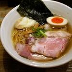 97699563 - 特選・煮干しラーメン 1,050円