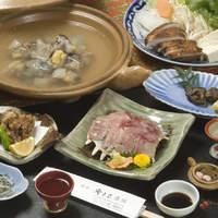 料亭 やまさ旅館 - 大分県出身の政治家で稀有の食通として知られる木下謙次郎(1869~1947)が、当時ベストセラーとなった著書「美味求真」にて食通が最後にたどり着く美味としてすっぽんを紹介しています。