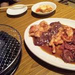 京城苑 - 肉