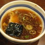9770771 - 元祖つけめん(スープ)