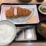 とんかつ 豚肉お料理 純 - ロースとんかつランチ