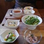 cafe&BistroKitchen Belle anse - 小皿料理