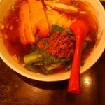 旺旺 - カリカリでクォリティーの高い排骨麺