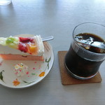 喫茶TAKAO - 料理写真: