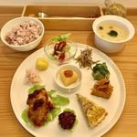 たなこころ - 料理写真:ランチプレート(¥1,080)