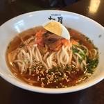 97703264 - 胡月(大分県別府市石垣東)冷麺(並盛)750円