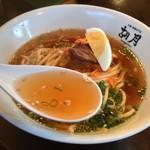 97703271 - 胡月(大分県別府市石垣東)冷麺(並盛)