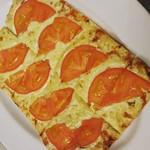 MKYアメリカンレストラン - 『アンチョビトマトピザ』